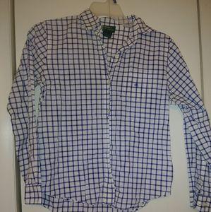 Ralph Lauren women's button up shirt